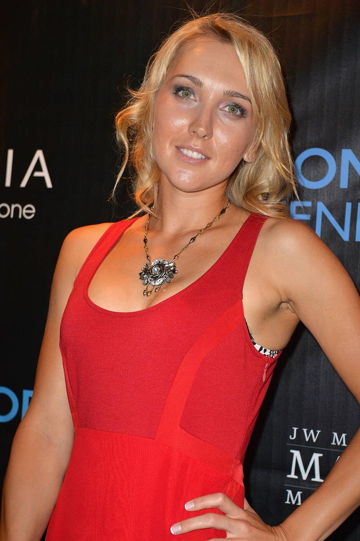 Elena Vesnina Nude Photos 13