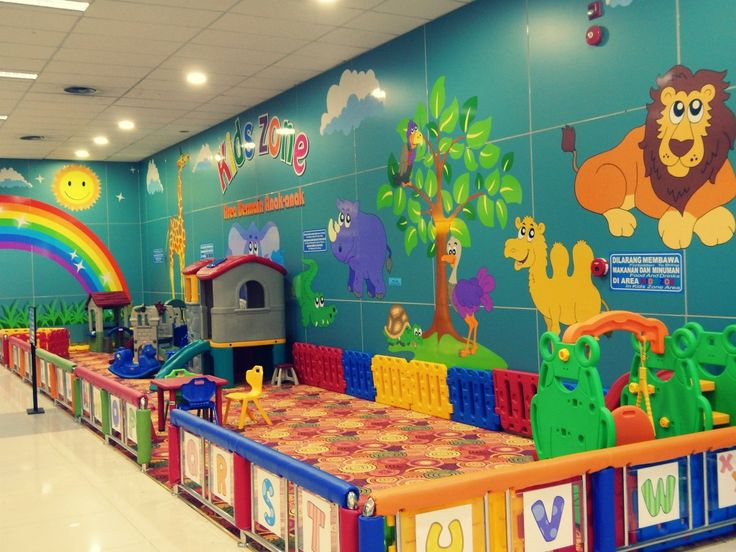 Surprise Playground at Bandara International Soekarno-Hatta Terminal 3