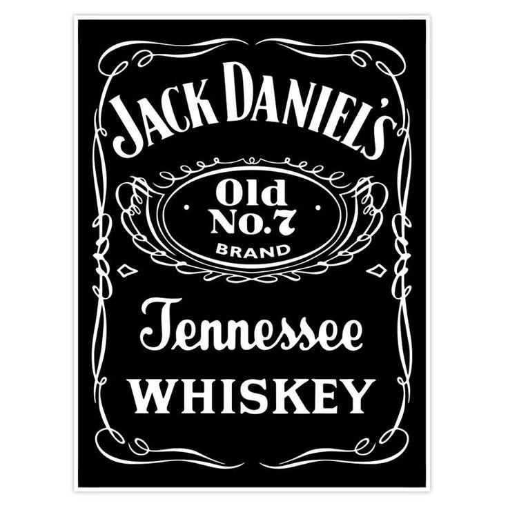 Die Besten 25+ Jack Daniels Label Ideen Auf Pinterest