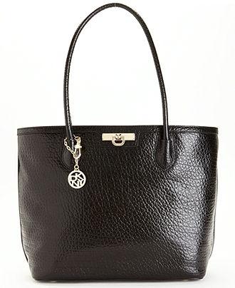 DKNY Handbag, French Grain Large Shopper - DKNY - Handbags & Accessories - Macy's