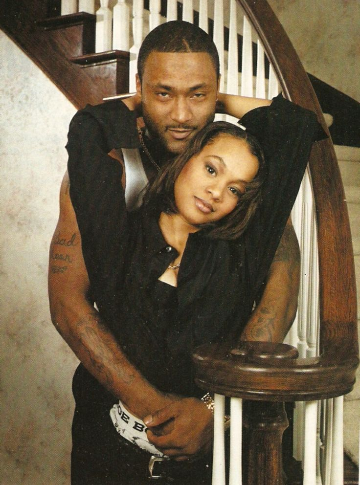 "Andre ""Bad Moon"" Rison/Lisa ""Left Eye"" Lopes 
