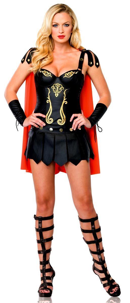 Sexy Spartan Costume