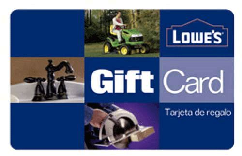 Earn a $10 gift card to Lowes with TFCU's Tri-Star Rewards Program. Must redeem 1,500 points.