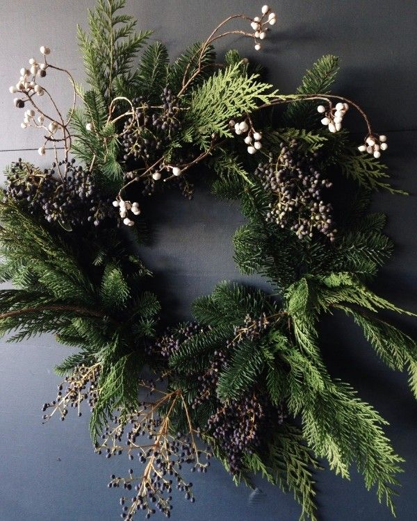 eothen holiday wreath workshop richmond virginia ; Gardenista