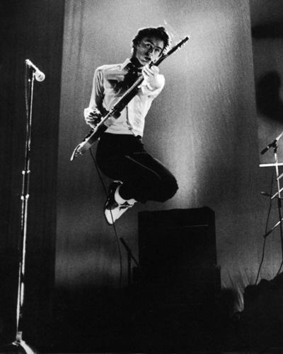 Paul Weller © Pennie Smith