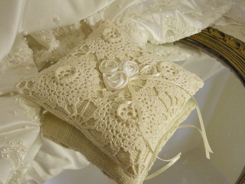 7 best Sewing Projects images on Pinterest Ring bearer pillows