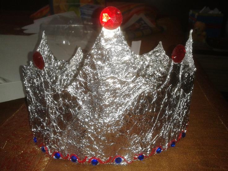 Foil Crowns!!