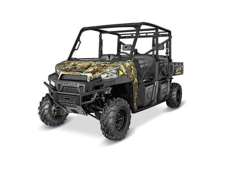 New 2016 Polaris RANGER Crew XP 900-5 EPS Polaris Pursuit ATVs For Sale in North Carolina.
