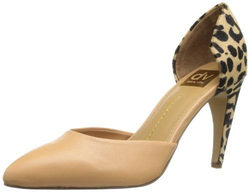 $79 Sexy, sassy and #classy with leopard D'Orsay pointed pumps