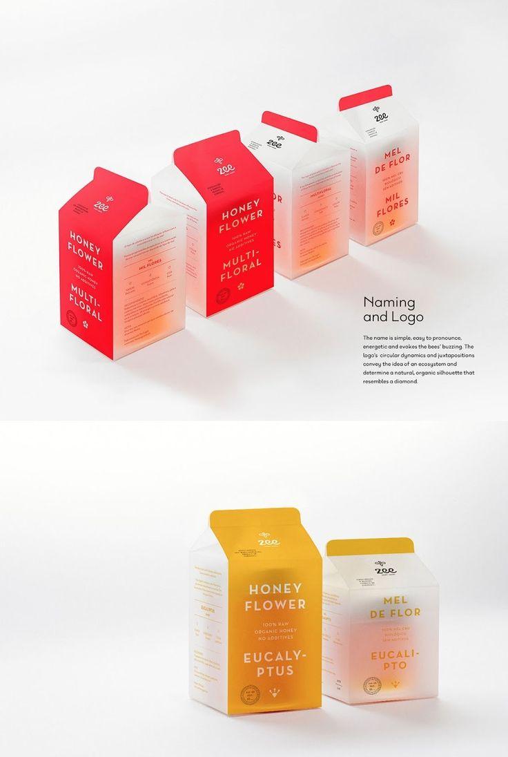 Zee - Honey Goods by Gen Design Studio