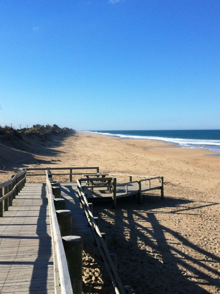 Ninety Mile Beach à Seaspray, VIC