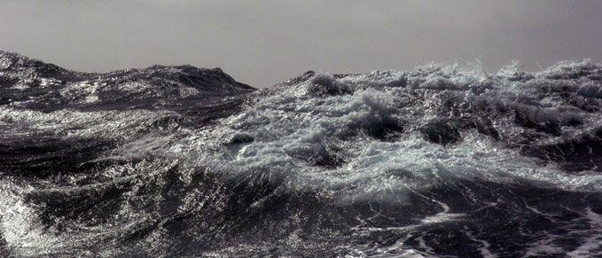 Dolph Kessler maakte twee zeereizen over de Atlantische Oceaan.