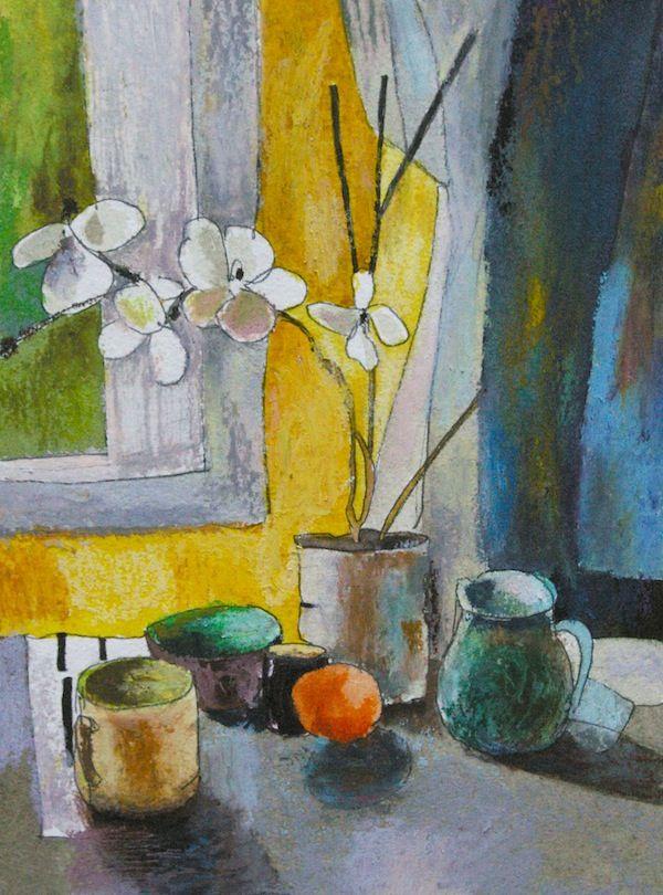 Bénédicte Garnier-Fihey: pastel