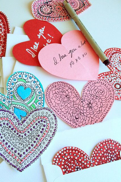 72 best DIY Valentines images on Pinterest | Craft, Gift ideas and ...