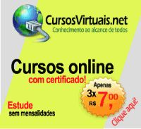 Cursos Virtuais online !! Com certificado Please follow and like us: