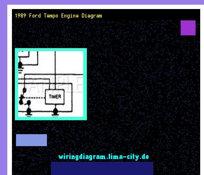 1989 ford tempo engine diagram. Wiring Diagram 185628