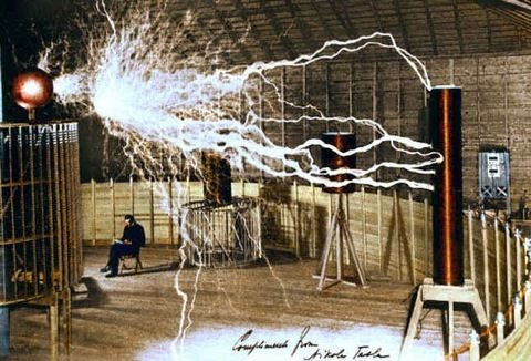 超天才科学者 ニコラ・テスラは百年前に宇宙エネルギーを開発していた! あなたの人生が一瞬で変わる田中信二のブレイン・アップデート