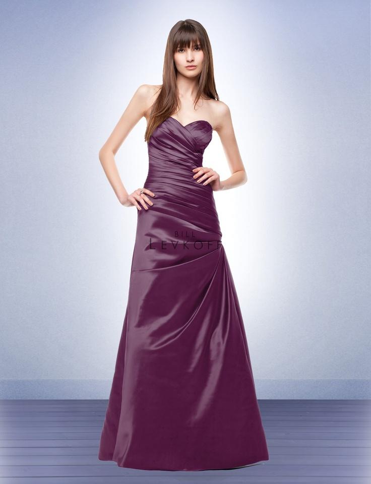 Bridesmaid Dress Style 124