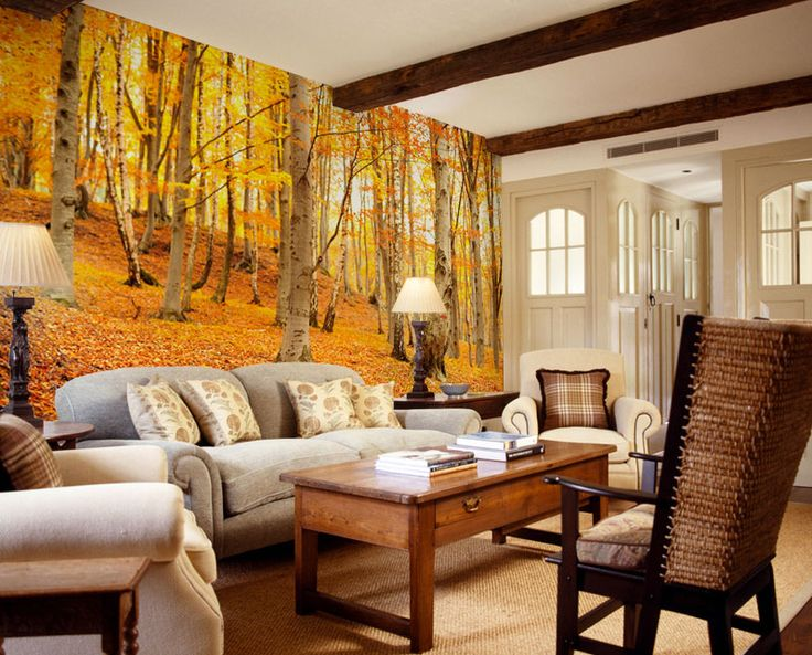 Cool And Classic Wall Murals For Home Part 89