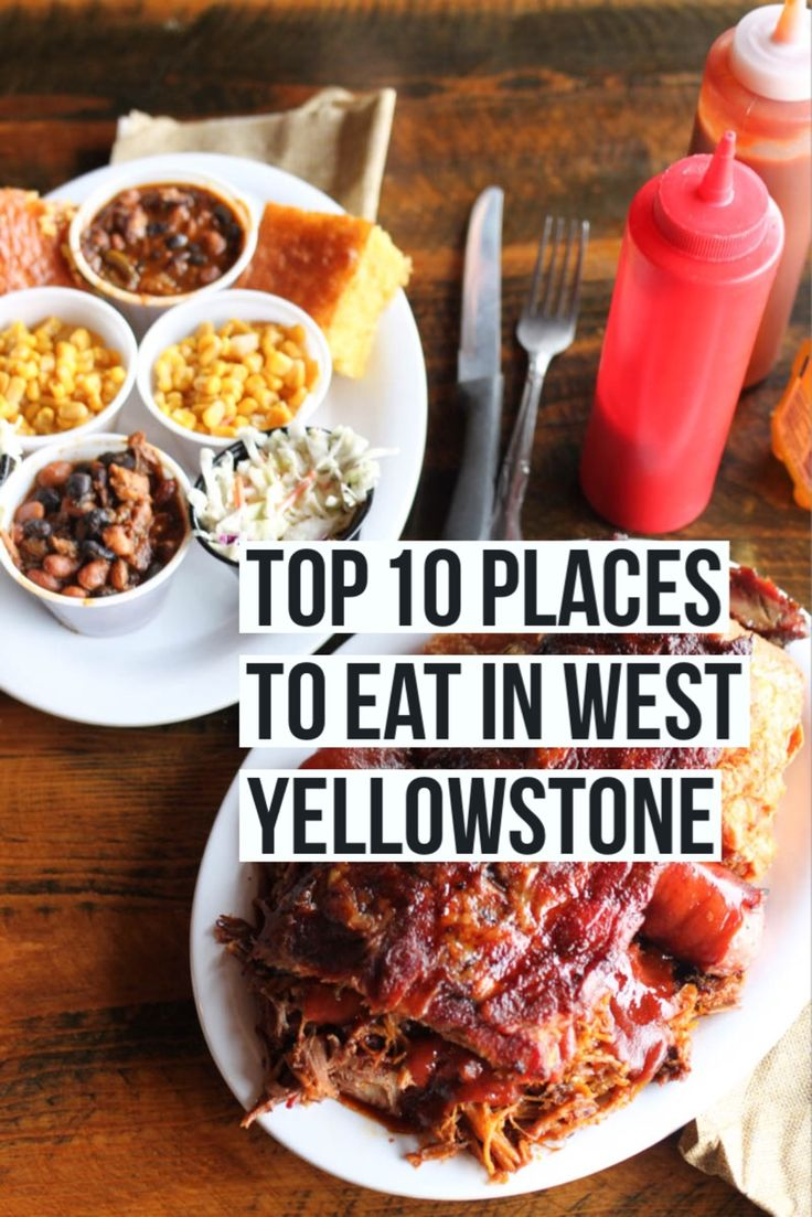 The 25 best west yellowstone restaurants ideas on for Best places to eat in jackson wy