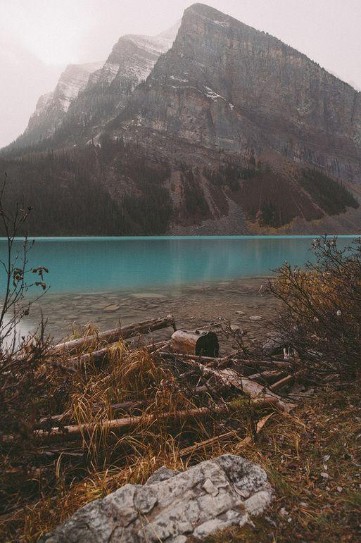 Lake Louise, Alberta, Canada - Josie Nicole Photography