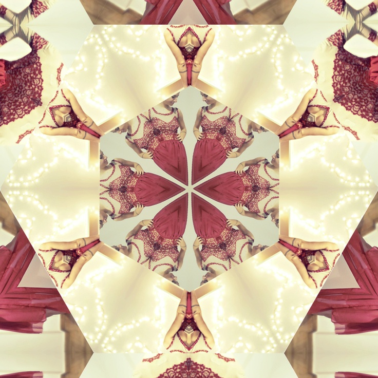♥ erigony 's Christmas kaleidoscope