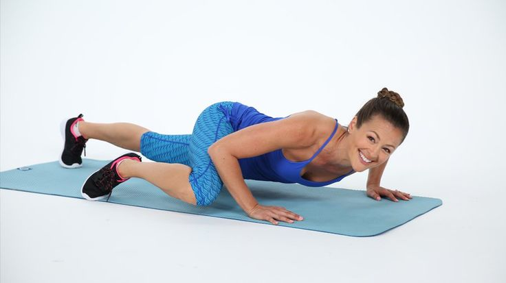 Get Strong and Toned With These 2 Killer Moves: You want to get strong.