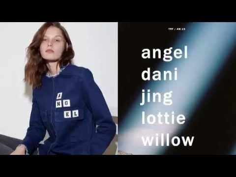 Zara TRF Campaign | Autumn Winter 2015 - YouTube
