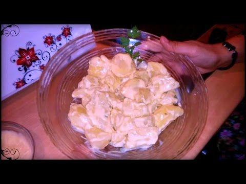 Receta de Patatas con Alioli Monsieur Cuisine Lidl Español Silvercrest - YouTube