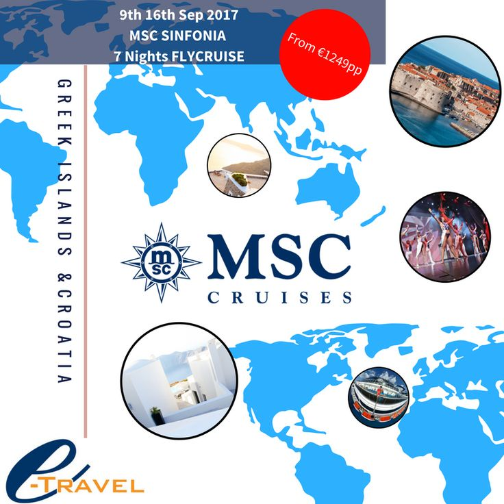 Best Cruises MSC Images On Pinterest Boat Cheap Cruises And - Cruise to ireland from us