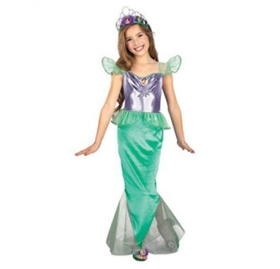halloween costumes buying guide disney - Mermaid Halloween Costume For Kids
