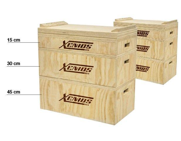 Wood Jerck Block