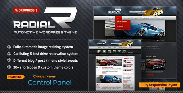 Review Radial - Premium Automotive & Tech WordPress Themelowest price for you. In addition you can compare price with another store and read helpful reviews. Buy