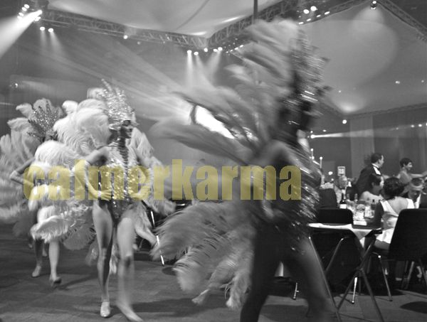 James Bond 007 themed dancers to hire across the UK.  Shake your tail feather. www.calmerkarma.co.uk Tel:  0203 602 9540