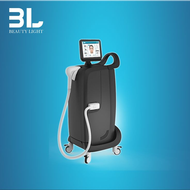 Efficient results 1~10 HZ diode laser 3 combined wavelengths 755 808 1064 hair removal