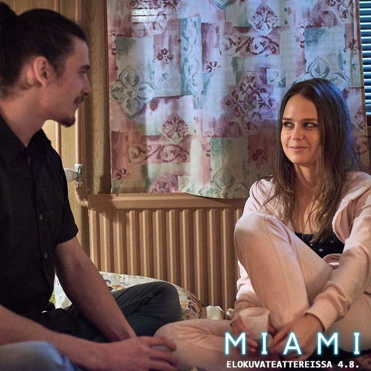 Kun Angela tarvitsee apua, Anna on voimia ja uskallusta auttaa siskoaan 👯✨💎  MIAMI nyt elokuvateattereissa 🎬