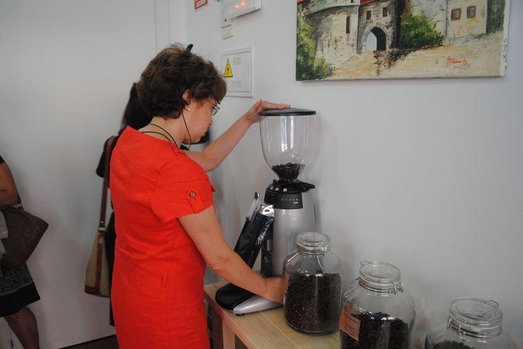 Gran variedad de Café Natural en grano molido para ti en el momento como nos indiques.