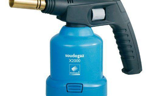 Campingaz 202921x 2000Lampe (23,7x 13,4x 13,6cm): Une seule main de l'alimentation gaz possible Contenu de la livraison: Campingaz…