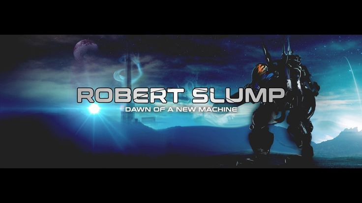 Robert Slump - Dawn of a new Machine [Album Sampler] [Hybrid / Electroni...