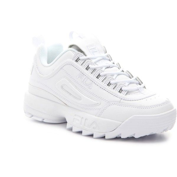 holographic fila trainers
