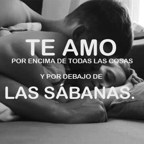 Te amo así cada día mi amor ♥*♥