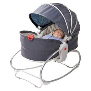 Tiny Love introduces a unique combination of luxury and versatility with the launch of its Cozy Rocker-Napper. This sleek addition to the popular line of Rocker-Nappers features a unique design of chic canopy and soft head support, improving the quality of baby's sleep. Bring joy to baby with the automatic sit-to-sleep feature, which makes the transition from playtime to naptime utterly seamless. Simply pull the canopy over baby to bring him or her soothing comfort and calm.<br&g...