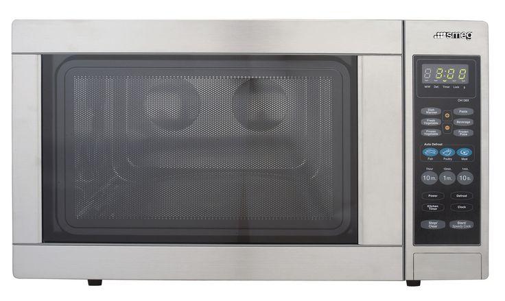 The microwave...   smeg SA35mx - Google Search