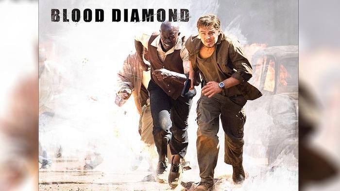 Film Blood Diamond - Aksi Tembak-Tembakan Leonardo DiCaprio Demi Sebongkah…