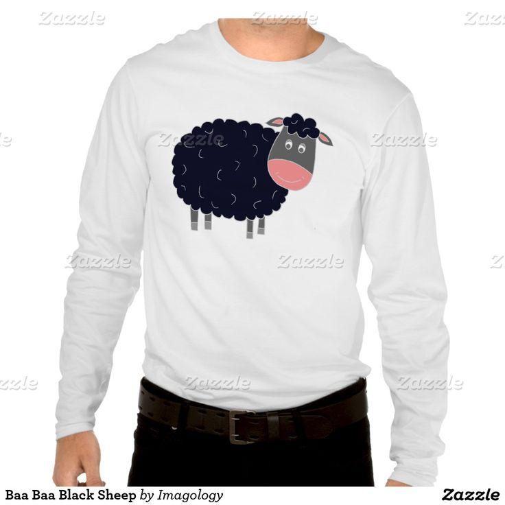 Baa Baa Black Sheep Shirt