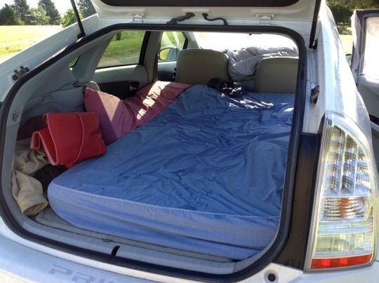 Prius Camping Prius Camping Camping Tent Camping