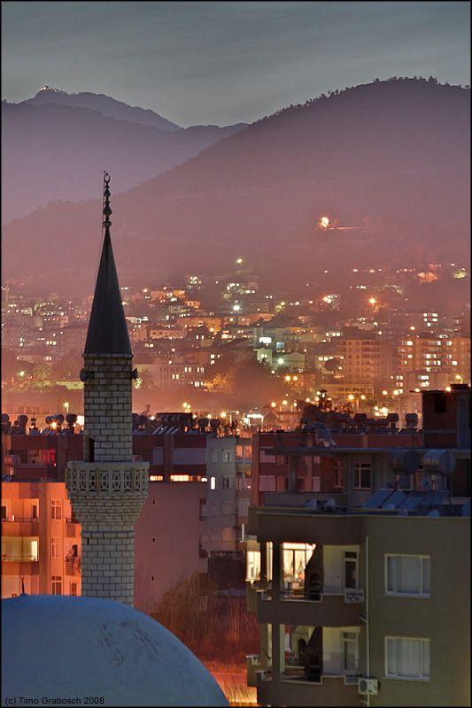 Anamur, Turkey