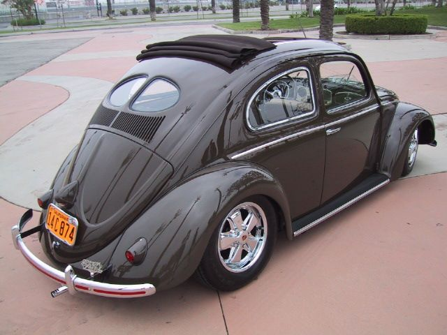 the ultimate ragtop early split window vw beetle history pinterest vw beetles beetles and vw. Black Bedroom Furniture Sets. Home Design Ideas