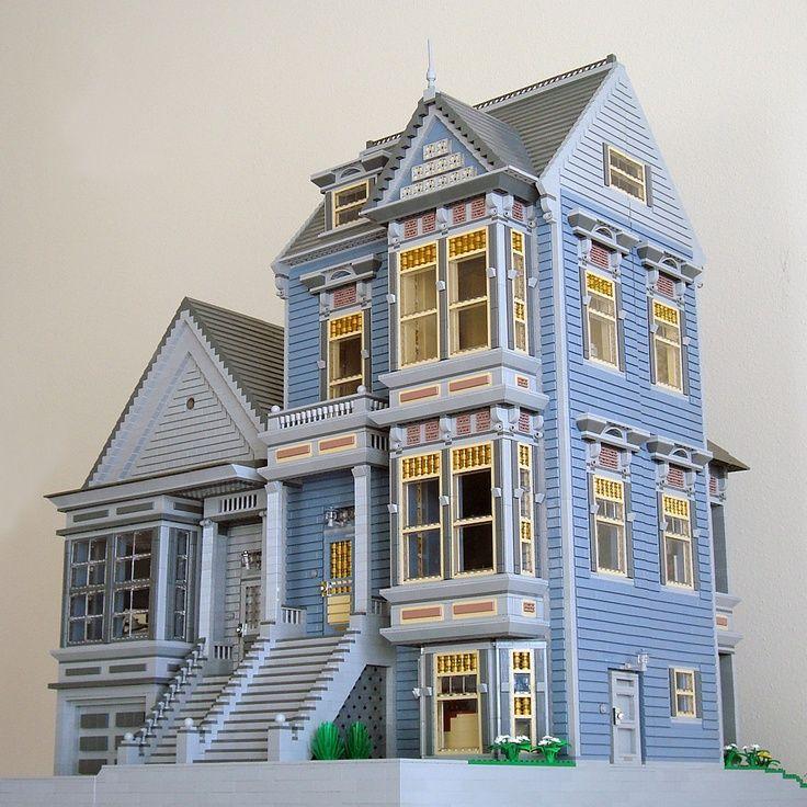25 best lego creator house ideas on pinterest for Best house plans ever