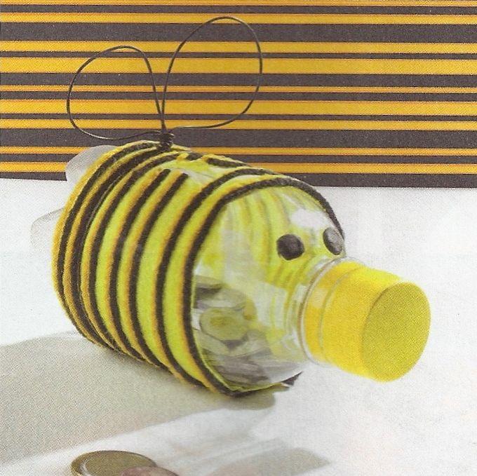 Manualidades+Con+Botellas+De+Plastico | Cómo hacer manualidades con botellas de plástico: Ideas